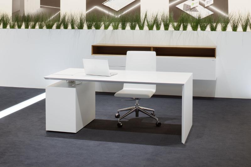 Orgatec 2014 - Bereich 7 M-Desk