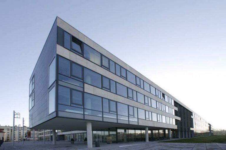 Büroräume Landratsamt Rastatt