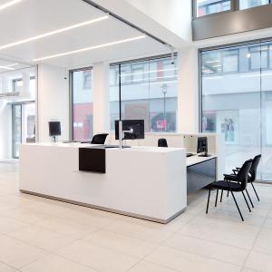 Referenz PSD Bank Saarbrücken