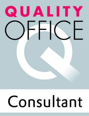 Zertifikat als Quality Office Consultant
