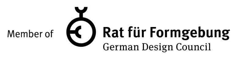 Logo Member of Rat für Formgebung