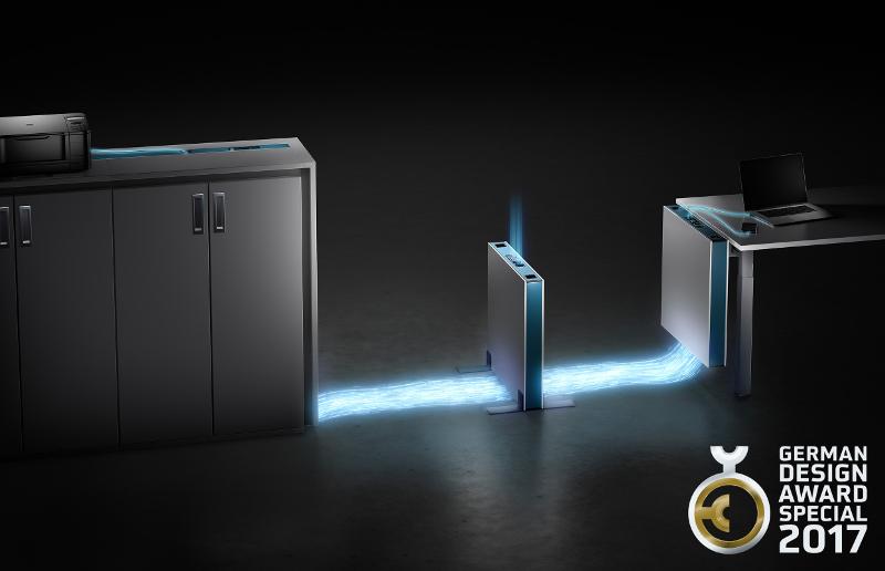 Enercon Keyvisual German Design Award Special