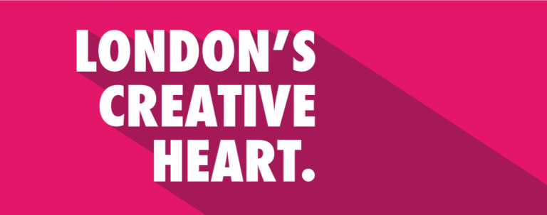 London's creative heart