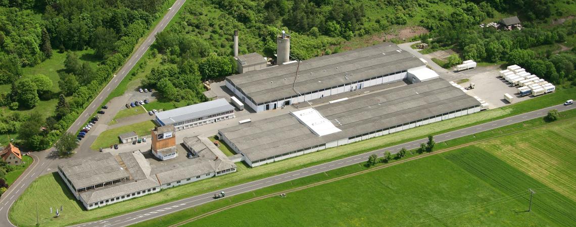 Luftaufnahme von Sulzdorf