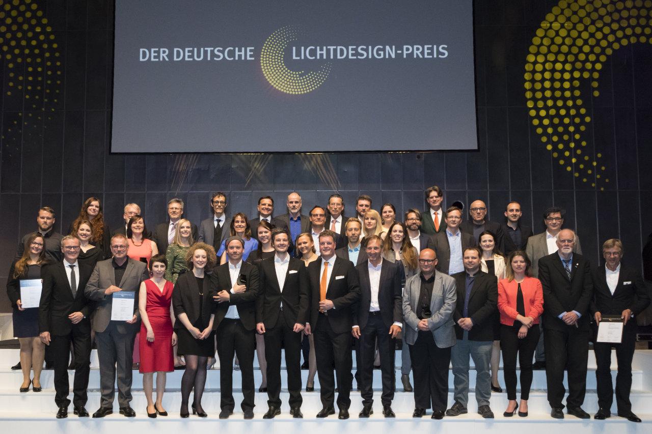 Gewinner des Deutschen Lichtdesign-Preises 2017