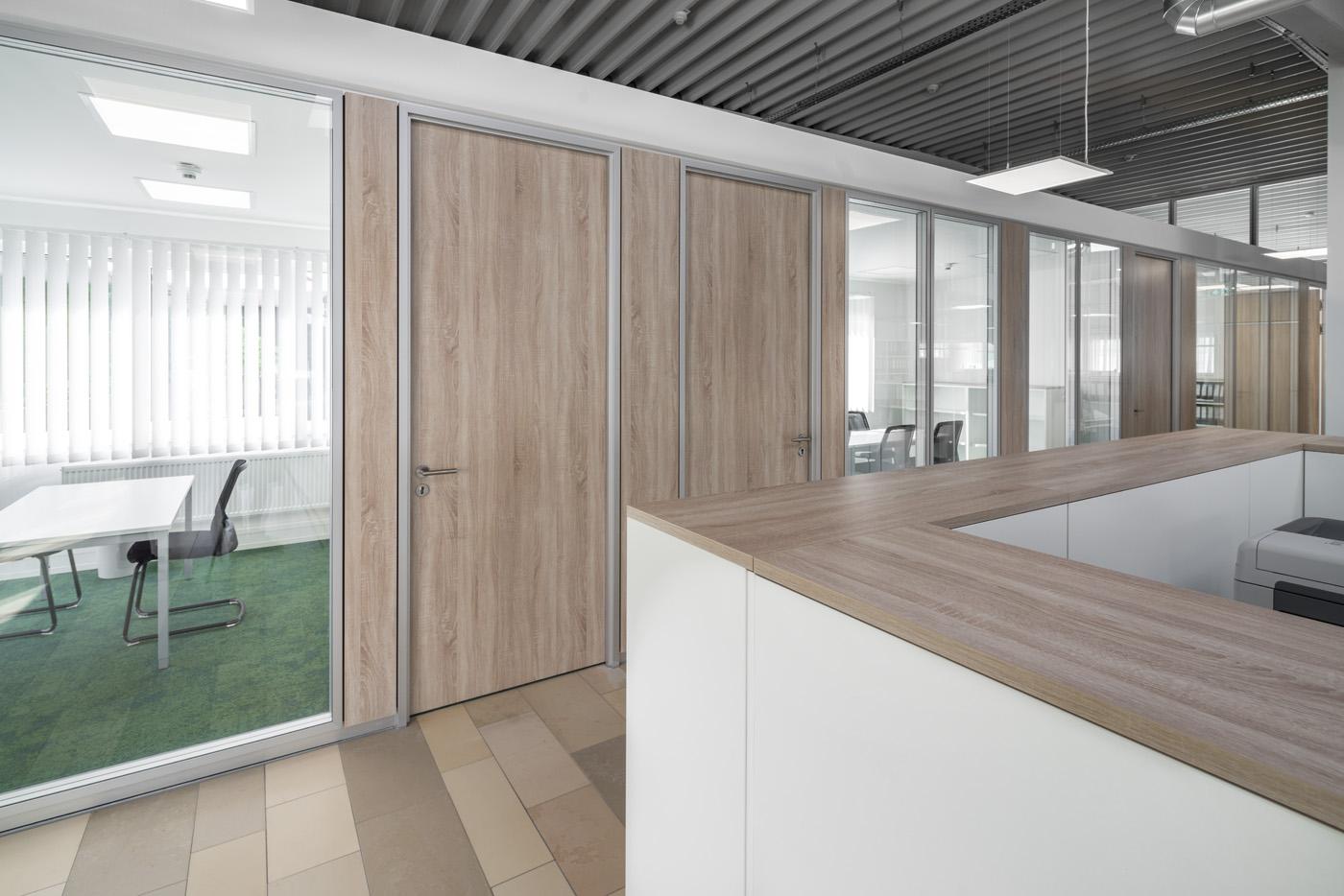 Büroräume der Firma Weipert