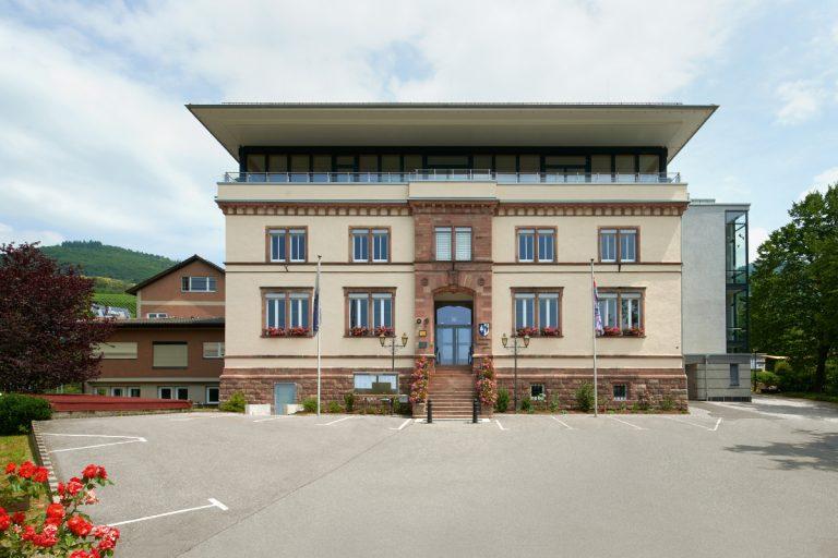 Referenz Rathaus Sasbachwalden