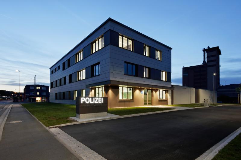 Referenz Polizei Ochsenfurt