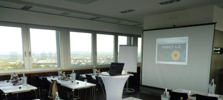 Präsentation in Köln