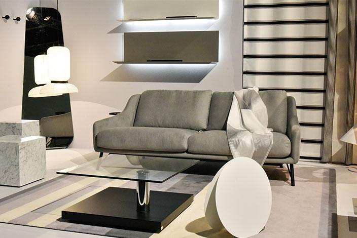 Natur-, Pastell- und Grautöne sind für Möbel selbstverständlich | Hund Möbelwerke