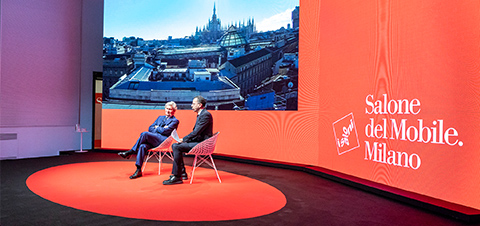 Die internationale Möbelmesse Salone del Mobile.Milano setzt neue Akzente für Design und ist der Treffpunkt für Branchenvertreter.