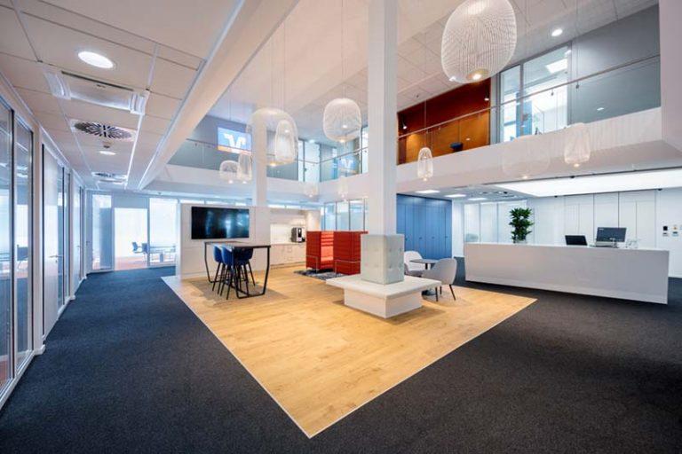 HUND Möbelwerke |Referenz Volksbank Viersen