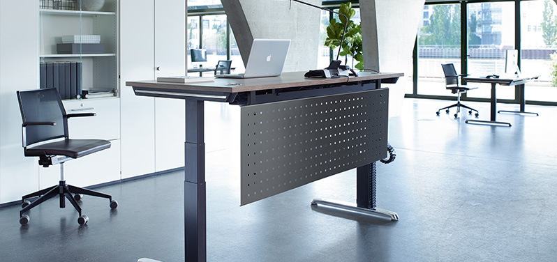 Hochwertige Büromöbel von Hund Möbelwerke – ergonomisch, individuell und nachhaltig