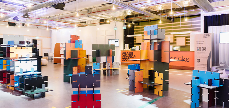 FRAME Award 2020 | Amsterdam | HUND MÖBELWERKE