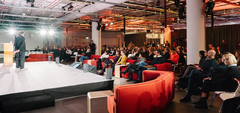 Vortrag FRAME Award Amsterdam | HUND MÖBELWERKE