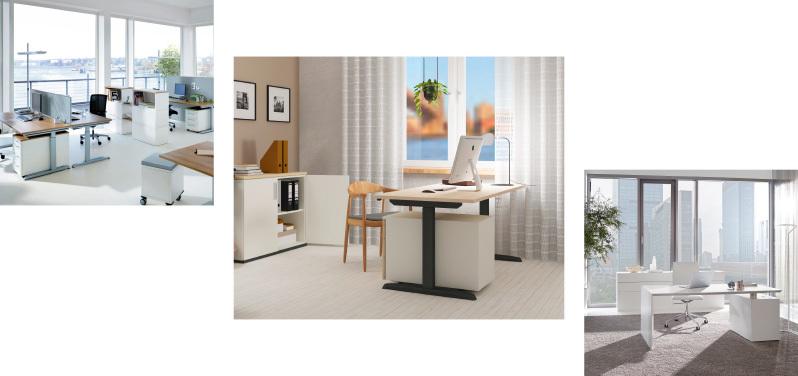 Die passende Büroeinrichtung von Hund Möbelwerke