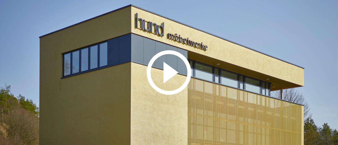 Die neue Ausstellung in Sulzdorf – Video | Hund Möbelwerke