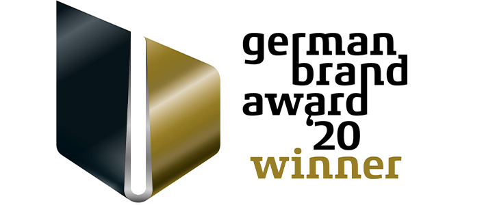 German Brand Award Winner 2020