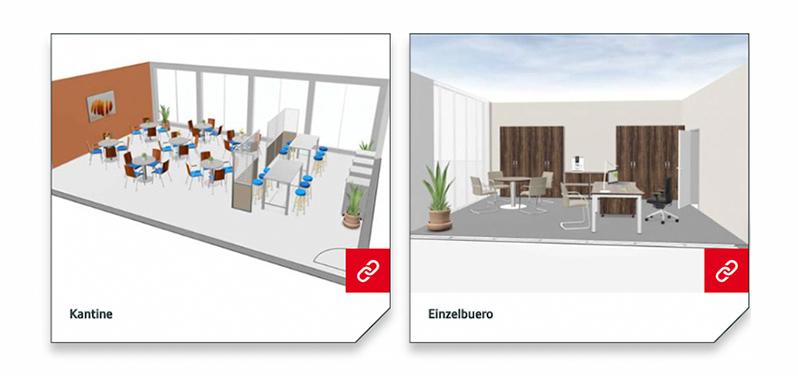IBA Online Office Planer | Hund Möbelwerke