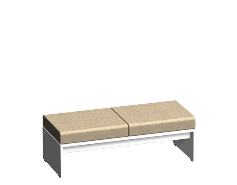 Varianten des Loungesystems Connecta | Hund Möbelwerke