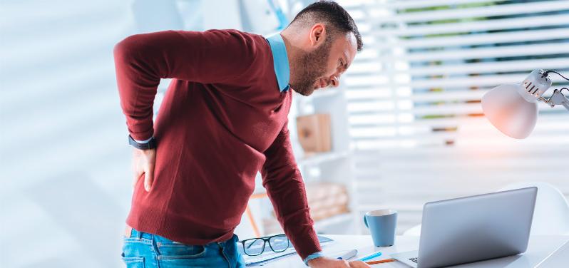Die richtige Ergonomie am Arbeitsplatz | Hund Möbelwerke