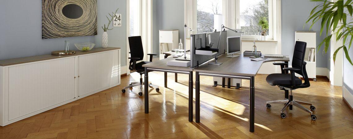 Callisto Premium Tischsystem | Hund Möbelwerke