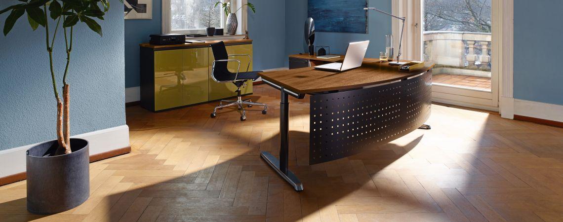 Thales Premium Tischsystem | Hund Möbelwerke