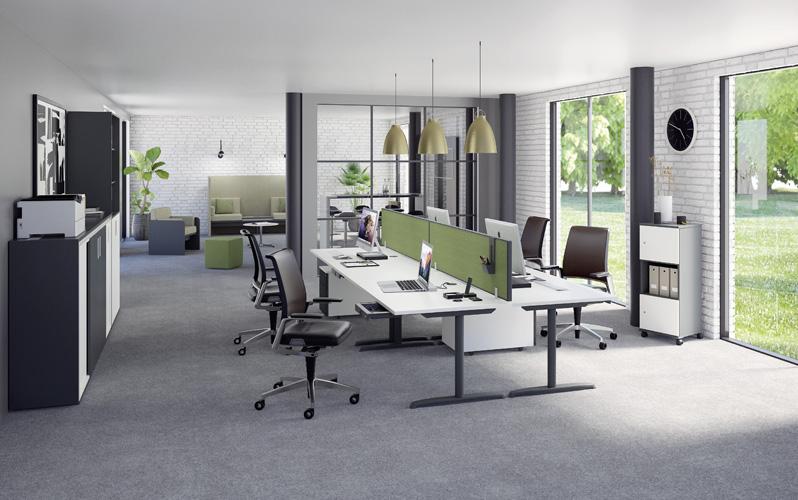 Coworking Space | Hund Möbelwerke