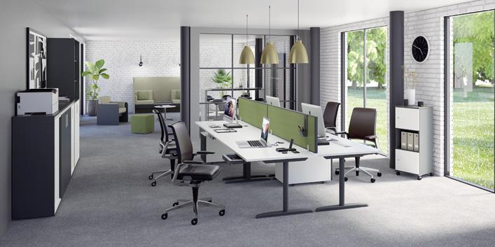 Der Coworking Space - mehr als nur ein Arbeitsplatz